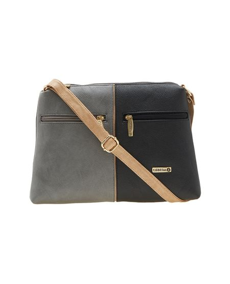 ESBEDA SLING BAG AD050717,  grey -black