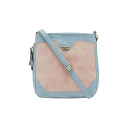 ESBEDA LADIES SLING BAG AS070417-1,  pink-l blue