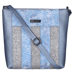 ESBEDA Animal Pattern Ziggy Ziggy Slingbag -1005447,  blue