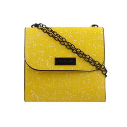 ESBEDA LADIES SLING BAG EB-002,  yellow-white