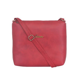 ESBEDA Ladies Sling bag AD230716,  red