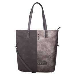 ESBEDA LADIES TOTEBAG L1581,  silver