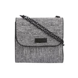 ESBEDA LADIES SLING BAG EB-001,  black-white line