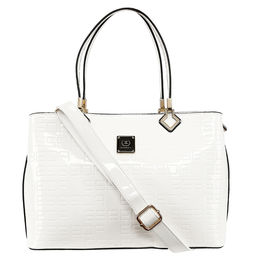 Esbeda Ladies Shoulder bag D1632-1,  white