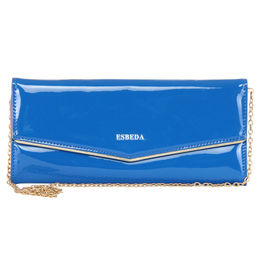 ESBEDA Ladies Clutch 8647,  blue