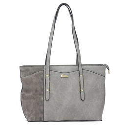 ESBEDA LADIES HANDBAG 18652,  grey