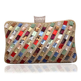 ESBEDA CLUTCH 20102-100,  gold