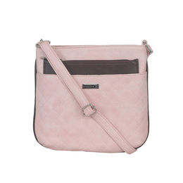ESBEDA Ladies Sling Bag MZ300716,  l pink