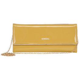 ESBEDA Ladies Clutch 8646,  yellow