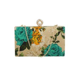 ESBEDA LADIES CLUTCH AB01012018,  green