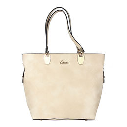Esbeda Ladies Shoulder bag D1860,  cream