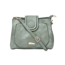 ESBEDA LADIES SLING BAG 160613,  green