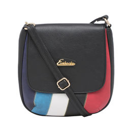 ESBEDA Ladies Sling Bag MS01052017,  black