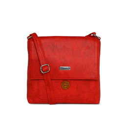 ESBEDA LADIES SLING BAG SH20082016,  red