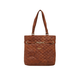 ESBEDA LADIES HANDBAG AD22082017,  tan