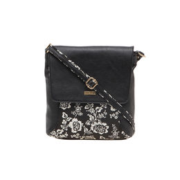 ESBEDA LADIES SLING BAG SS260717-1,  black