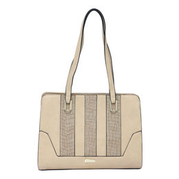 ESBEDA LADIES HANDBAG 18645,  apricot