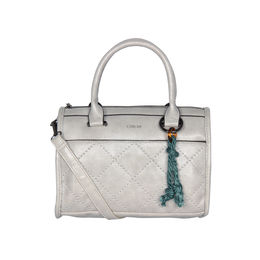 ESBEDA Solid Pattern Dolce Designer Handbag For Women,  grey