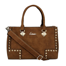 Esbeda Ladies Shoulder bag D1831,  golden brown