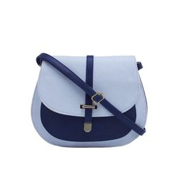 ESBEDA LADIES SLING BAG AS03122017,  l blue-d blue