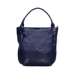 ESBEDA Solid Pattern Birkin Solid Hobobag For Women,  blue