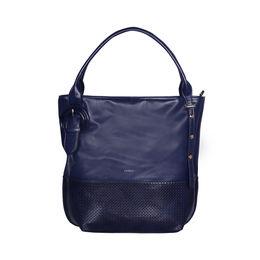ESBEDA Solid Pattern Birkin Solid Hobobag For Women,  blue