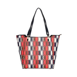 ESBEDA Logo Print pattern Handbag For Women,  red