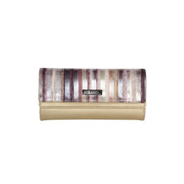 ESBEDA Printed Fusion wallet For Women,  gold