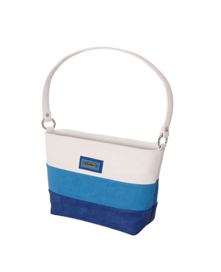 ESBEDA HANDBAG - SH280616,  white, one size