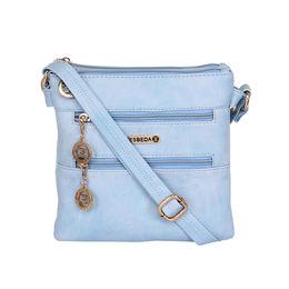 ESBEDA LADIES SLING BAG MA220716,  l blue
