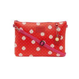 ESBEDA SLING BAG 004-0717,  red