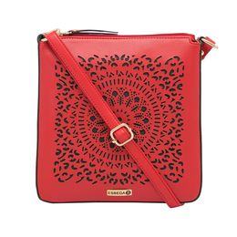 ESBEDA LADIES SLING BAG ME100517,  red