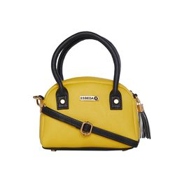 ESBEDA LADIES SLINGBAG A00100049-5,  yellow-black