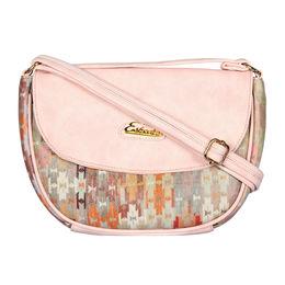ESBEDA LADIES SLING BAG GR241016,  pink