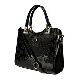 Esbeda Ladies Shoulder bag D1517,  black