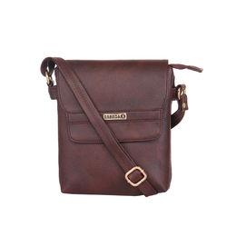 ESBEDA LADIES SLING BAG MA230716,  brown