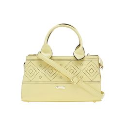 ESBEDA LADIES HANDBAG 19577,  yellow
