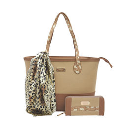 ESBEDA Ladies Handbag G-128-13,  beige