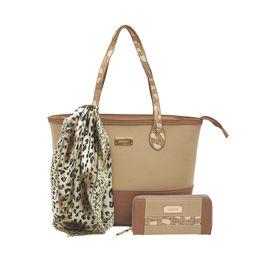 ESBEDA Ladies Handbag G-128-13,  beige