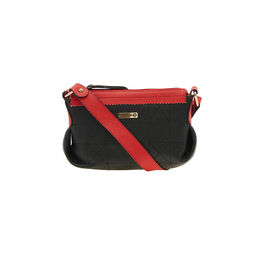 ESBEDA LADIES HANDBAG AS270717-1,  black-red