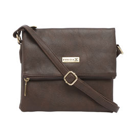 ESBEDA Ladies Sling Bag AY010517,  dark brown