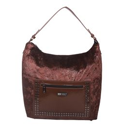 ESBEDA LADIES TOTEBAG L20047,  d brown