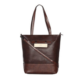 ESBEDA Big Size Odford Handbag For Women,  brown