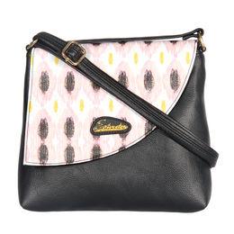 ESBEDA LADIES SLING BAG MS061016,  black