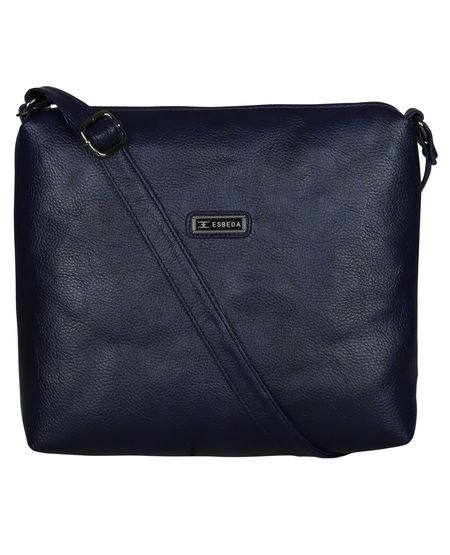 ESBEDA LADIES SLING BAG T00100001-5,  d-blue