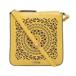 ESBEDA LADIES SLING BAG ME100517,  yellow