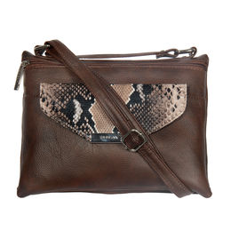 Esbeda Ladies Sling Bag MZ100916,  brown