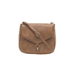 ESBEDA LADIES SLING BAG SS280717-1,  camel