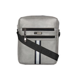 ESBEDA Solid Rodeo Crossbody Sling bag For Men,  grey