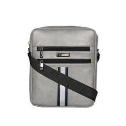 ESBEDA Solid Rodeo Crossbody Sling bag For Men,  grey